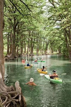7. Kayak the Medina River | Here's our guide to off-the-beaten-path adventures found deep in the heart of Texas.