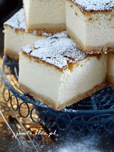 Polish Recipes, Polish Food, Crazy Cakes, Cakes And More, Cheesecakes, Recipies, Bakken, Recipes, Polish Food Recipes