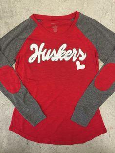 Nebraska Cornhuskers university of Nebraska apparel http://pixichix.com/products/new#.VaB0LUYiD28.facebook