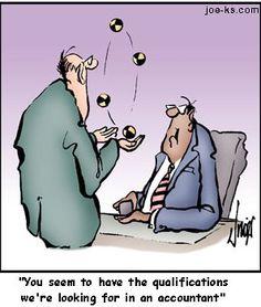 Accounting Humor