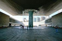 Museo Nacional de Antropologia - Mexico City