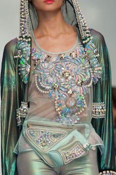 Manish Arora Details S/S '15