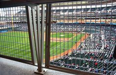 Banker Wire's aluminum large weave rectangular lockcrimp wire mesh infill panels are used throughout Target Field to keep people safe as well as providing unobstructed views. Banker Wire can be seen throughout many sporting venues across the country. With the enormous range of pattern selections to suit all budgets, Banker woven or welded wire mesh is the go-to material.