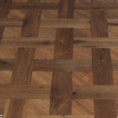 Grande Herringbone Oak Floor | Engineered Parquet | Birbek.com