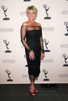 Days of our Lives' Judy Evans at the 2011 Daytime Emmy Awards #dool