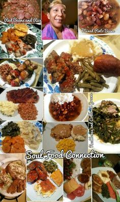 .... More Soul Food Meals..... By SiMpLi Me Scheneta Tipton Harris