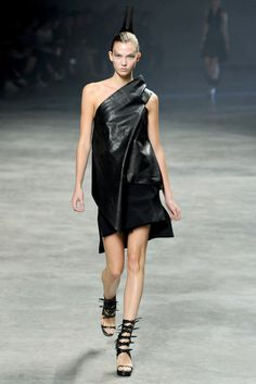 Rick Owens | Spring 2011 Ready-to-Wear Collection | Style.com