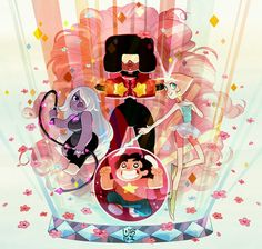 Steven Universe by Yufei on deviantART