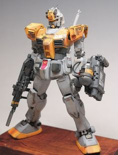kunyho78's Custom MG 1/100 RX-78G-B Gundam Mk-III: Full Photo Review http://www.gunjap.net/site/?p=293849