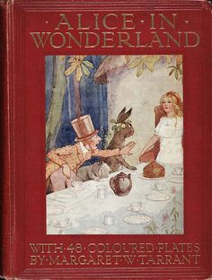 Alice in Wonderland, 1916 ed. // illustrated by Margaret W. Tarrant