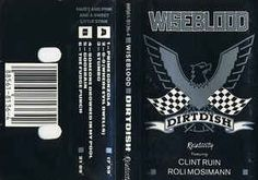 Wiseblood - Dirtdish: buy Cass, Album at Discogs