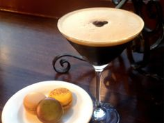 The aroma festival is a great excuse to drink large amounts of coffee. Why not try this recipe for an espresso Martini while you're at it?! #espresso #martini #tequila