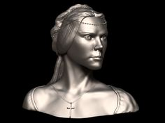 Custom Modelling Case Study: Netfix Medici characters designed and created for the title sequence animation. Opening Credits, Title Sequence, Case Study, Sculpting, Character Design, Animation, 3d, Digital, Model