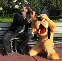 See he doesn't have any thing against Pluto!