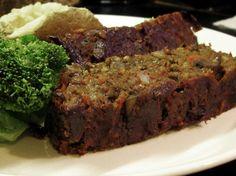 Snarky Vegan's Lentil Loaf