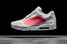 Look For The Nike Air Max 90 NS GPX Big Logo Bright Crimson Now