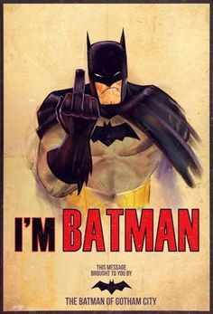 batman - Batman Funny - Funny Batman Meme - - batman Batman Funny Funny Batman Meme batman The post batman appeared first on Gag Dad. The post batman appeared first on Gag Dad. Batman Meme, Le Joker Batman, Batman Poster, Batman Artwork, Superman, Black Batman, Batman Stuff, Batman Wallpaper, Bd Comics