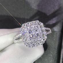 Big Wedding Rings, Wedding Rings For Women, Bridal Rings, Square Wedding Rings, Wedding Jewelry, Types Of Wedding Rings, Beautiful Wedding Rings, Diamond Wedding Rings, Wedding Bands