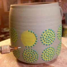 As you can see, there are plenty of pottery painting ideas waiting for you out there once you decide to take it up. The simple and logical thing to do would #PotteryPainting
