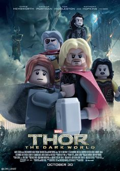 New Thor The Dark World poster released #Thor2
