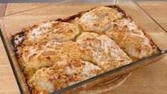 Kuřecí řízky na jiný způsob - pečené v troubě a polité smetanou. Cauliflower, Banana Bread, Steak, French Toast, Menu, Chicken, Vegetables, Breakfast, Cooking