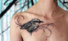 Watercolor-Like-Tattoos-Inspired-By-Street-Art-Works-Of-L7M.jpg (800×490)