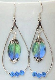 Idea Page - Swarovski Crystal Beads and Jewelry | http://coolearringscollections.blogspot.com