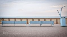 At Scheveningen Boulevard by larsvos Abstract Photography #InfluentialLime