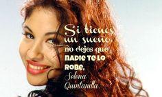 12 Frases inolvidables de Selena Quintanilla