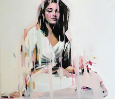 Pia Salo; Lume Oil on canvas. this is ours! <3