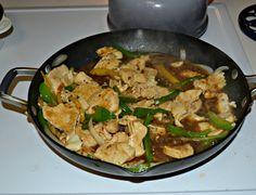 Easy Sesame Chicken Lettuce Wraps #weekdaysupper
