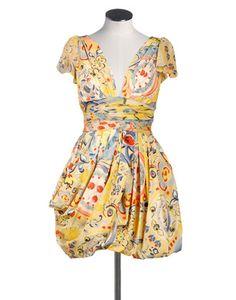 Short, Fun Dress