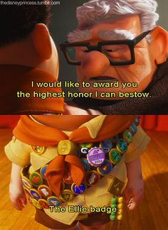 Up :) Pixar Movies, Disney Pixar, Up Pixar, Disney Up, Up Quotes Disney, Disney Magic, Disney Love, Punk Disney, Disney Characters