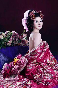 Восточная красота!9. Обсуждение на LiveInternet - Российский Сервис Онлайн-Дневников Pretty Asian, Beautiful Asian Women, Chinese Kimono, Ninja Girl, Oriental Fashion, Chinese Culture, Art Model, Poses, Japanese Girl