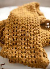 Ravelry: Álamo - El patrón de la bufanda de Julia Stanfield