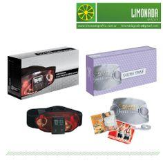 Packagings desarrollados para Starphone. Línea masajeadores.