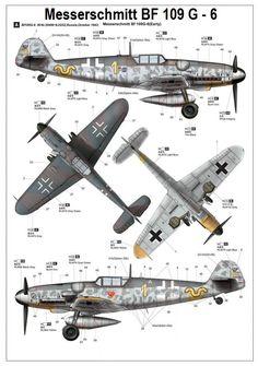 Messerschmitt BF 109 G (Gustav)