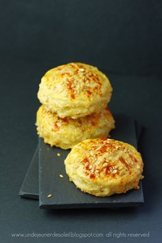 Scones au Comté et paprika et la redécouverte de ce beau fromage