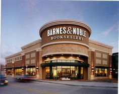 I love going into Barnes and Noble because of the atmosphere. I like how they incorporate the coffee shop setting in the book store. It's a great place to pick up a good book, meet with friends, grab a cup of coffee and unwind after a long day (Chapter 10 Buying and Disposing).