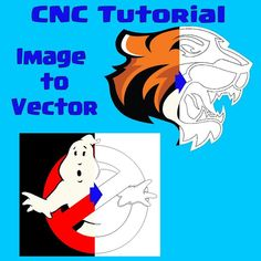 Picture of CNC Tutorial: Image to Vector