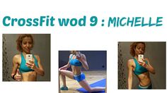 MICHELLE WOD 9 : CrossFit Challenge: Strong, Lean, Toned Arms And Total ...