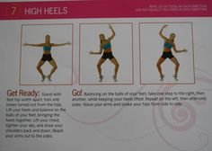 Brazilian butt lift moves High heels