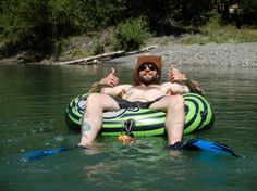 The 16 Best Rivers in America for Tubing + Drinking