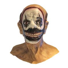 This gruesome peeled face Halloween latex mask will make you stand out from the crowd at your next dress up party. Scary Halloween Masks, Scary Mask, Next Dresses, Latex, Dress Up, Skull, Crowd, Party, Collection