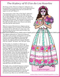 Day Of Dead, Day Of The Dead Party, Holidays Halloween, Halloween Crafts, Halloween Party, All Souls Day, Hispanic Heritage Month, All Saints Day, Mesoamerican