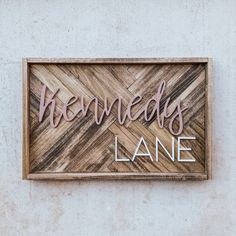A Sandstone Avenue staple and our most popular sign! Cute Baby Girl Names, Cute Names, Kid Names, Boho Nursery, Girl Nursery, Name Decorations, Baby Momma, Baby Name Signs, Dream Baby