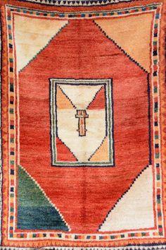 Gabbeh,, Gabbeh, Persia, circa 1950, wool/wool, approx. 218 x 155 cm