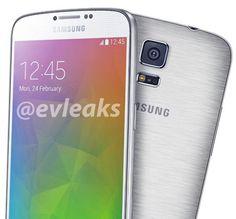 Se filtra imagen del supuesto Samsung Galaxy F con carcasa metálica.