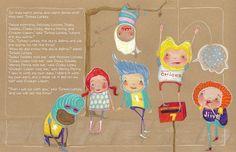 Illustration - Samantha Hughes Words & Pictures