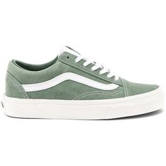 Vans Retro Sport Old Skool Sneaker found on Polyvore featuring shoes, sneakers, suede shoes, lace up shoes, vans shoes, rubber sole shoes and suede sneakers